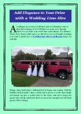 Add Elegance to Your Drive with a Wedding Limo Hire PowerPoint PPT Presentation
