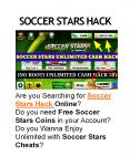 Soccer Stars Hack - Get Soccer Stars Free Coins PowerPoint PPT Presentation