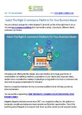 Select The Right E-commerce Platform For Your Business Needs-converted PowerPoint PPT Presentation