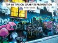 TOP 10 TIPS ON GRAFFITI PREVENTION PowerPoint PPT Presentation
