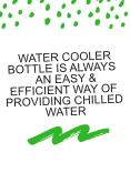 Water Cooler Bottle is Always an Easy & Efficient Way of Providing Chilled Water PowerPoint PPT Presentation