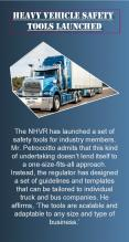 Recently Heavy Vehicle Safety Tools Launched PowerPoint PPT Presentation