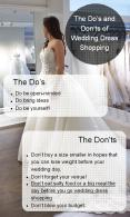 Do's and Don'ts of Wedding Dress Shopping PowerPoint PPT Presentation