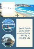 Bondi Beach Backpacker Accommodation Sydney is Awaiting You PowerPoint PPT Presentation