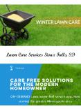 Lawn Care Services Sioux Falls, SD PowerPoint PPT Presentation