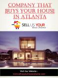 Company That Buys Your House In Atlanta|www.sellusyourhouseatlanta.com|6788057115