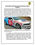 Vehicle Wraps Charleston SC is the Best Way of Vehicle Branding PowerPoint PPT Presentation
