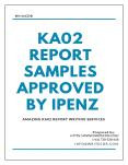 IPENZ Approved KA02 REPORT Samples Here PowerPoint PPT Presentation