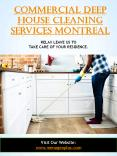 Commercial Deep House Cleaning Services Montreal PowerPoint PPT Presentation