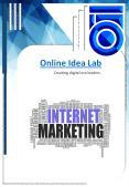 Best Digital Marketing Institute In Bangalore | Online Idea Lab PowerPoint PPT Presentation