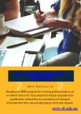 Master of Business Administration in Australia PowerPoint PPT Presentation