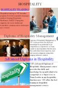 Advanced Diploma of Hospitality Australia PowerPoint PPT Presentation