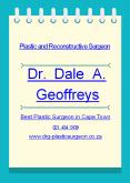 Dr. Dale A. Geoffreys - Best Plastic Surgeon in Cape Town PowerPoint PPT Presentation