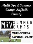 Multi Sport Summer Camps Suffolk County PowerPoint PPT Presentation