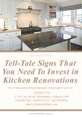 Tell-Tale Signs That You Need To Invest in Kitchen Renovations - Desire Kitchens PowerPoint PPT Presentation