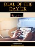 Deal Of The Day Uk PowerPoint PPT Presentation