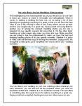 Hire the Best Jewish Wedding Videographer PowerPoint PPT Presentation