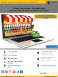 Online Grocery Market Research Report Sample by Goldstein Research