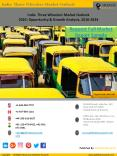 India Three Wheeler Market Research Report Sample by Goldstein Research