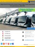 Electric & Hybrid Bus Market Research Report Sample by Goldstein Research PowerPoint PPT Presentation