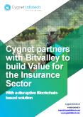 Cygnet partners with Bitvalley to build Value for the Insurance Sector with a Blockchain Solution PowerPoint PPT Presentation