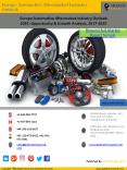 Europe Automotive Aftermarket Research Report Sample by Goldstein Research PowerPoint PPT Presentation