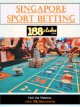 Singapore Sport Betting PowerPoint PPT Presentation