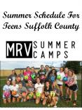 Summer Schedule For Teens Suffolk County PowerPoint PPT Presentation