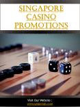Singapore Casino Promotions PowerPoint PPT Presentation