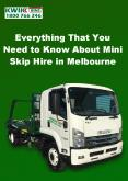 Everything That You Need to Know About Mini Skip Hire in Melbourne PowerPoint PPT Presentation