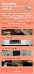 Some Fantastic Fireplace Mantel Options PowerPoint PPT Presentation