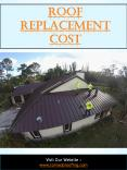 Roof Replacement Cost PowerPoint PPT Presentation