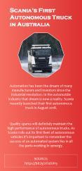 Scania Autonomous Truck in Australia PowerPoint PPT Presentation