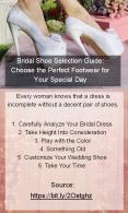 Bridal Shoe Selection Guide: Choose The Perfect Footwear For Your Special Day PowerPoint PPT Presentation