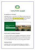 Private Schools InChandigarh Panchkula PowerPoint PPT Presentation