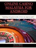 Online Casino Malaysia For Android PowerPoint PPT Presentation