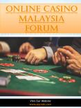 Online Casino Malaysia Forum (1) PowerPoint PPT Presentation