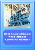 What Points to Consider While Installing Commercial Freezers? PowerPoint PPT Presentation