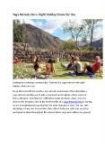 Yoga Retreats Peru PowerPoint PPT Presentation