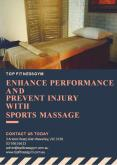 Enhance Performance and Prevent Injury with Sports Massage - Top Fitness Gym PowerPoint PPT Presentation