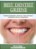 Best Dentist Greene (1) PowerPoint PPT Presentation