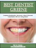 Best Dentist Greene PowerPoint PPT Presentation