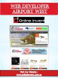 Web Developer Airport West PowerPoint PPT Presentation