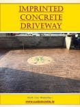 Imprinted Concrete Driveway | Call us 0860595695 | customcrete.ie PowerPoint PPT Presentation