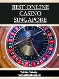 Best Online Casino Singapore PowerPoint PPT Presentation