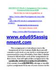 EDU 695 Week 1 Assignment 21st Century Framework Revision NEW PowerPoint PPT Presentation