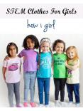 STEM Clothes For Girls PowerPoint PPT Presentation