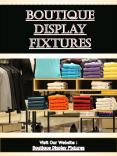 Boutique Display Fixtures PowerPoint PPT Presentation