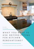 What You Need to Ask Before Opting for Kitchen Renovations? PowerPoint PPT Presentation