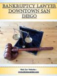 Bankruptcy Lawyer Downtown San Diego PowerPoint PPT Presentation